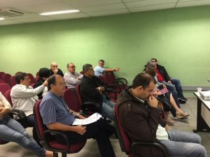 5ª Reunião do Fórum Carreira do Inmetro 25/07/2016