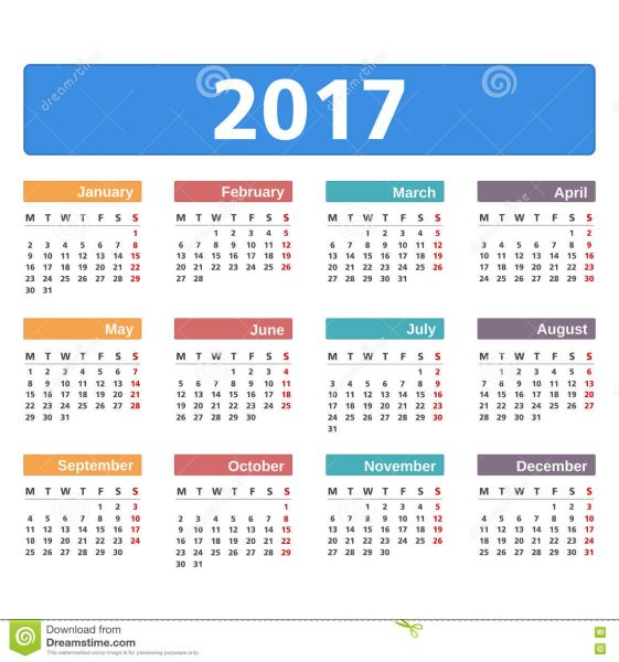 Portaria define dias de feriados nacionais e pontos - Calendario 2017 para imprimir por meses ...