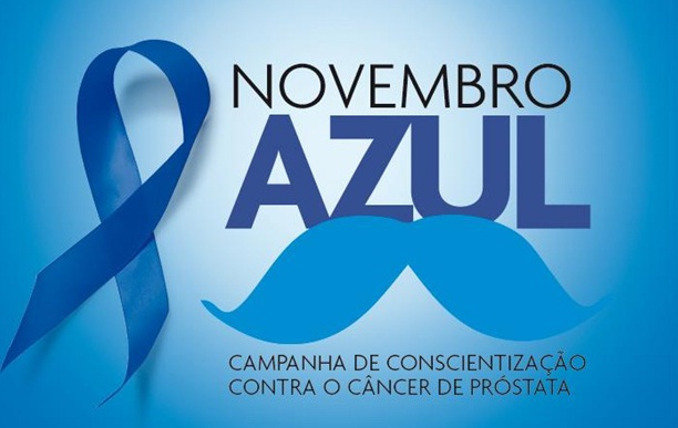 Resultado de imagem para campanha novembro azul 2017