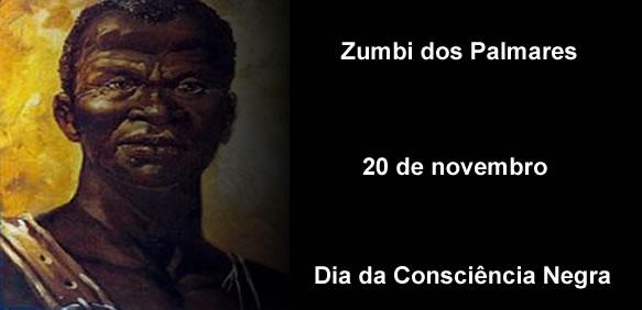 20 de Novembro – Dia Nacional da Consciência Negra | Asmetro-SN