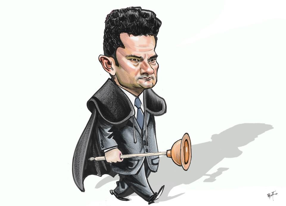 """Sérgio Moro: """"Se houver irregularidade da minha parte, eu saio ..."""