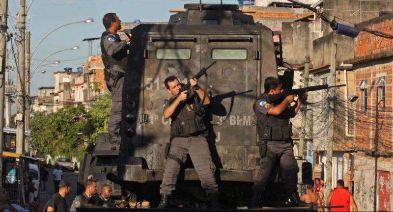 O ministro Edson Fachin do STF dá liminar que proíbe operações policiais em  favelas do Rio durante pandemia | Asmetro-SN